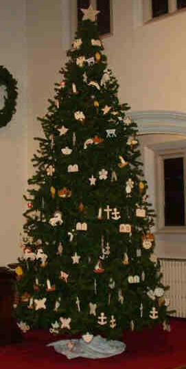 Christian Meaning Of Christmas Tree